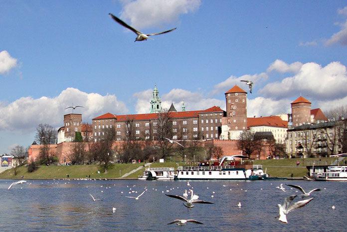 Zwiedzanie Krakowa dla podróżników