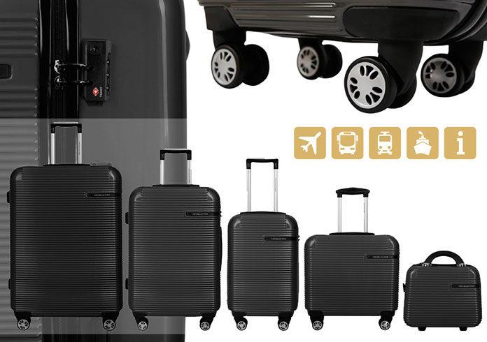 Bagaż główny w samolocie – co można do niego zabrać?