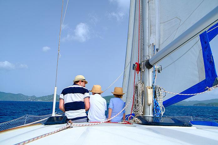 Globe Sailor radzi, jak dobrze przygotować się do rejsu