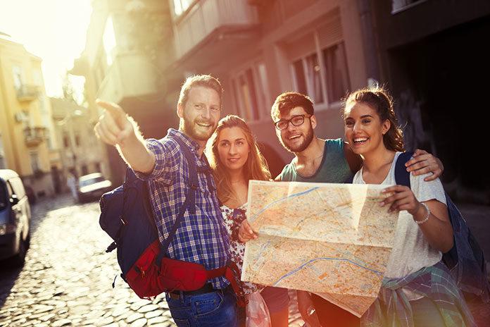 Podróż z mapą zamiast nawigacji GPS