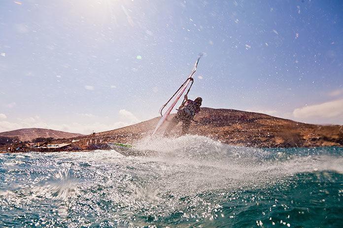 Zakup pierwszego zestawu windsurfingowego
