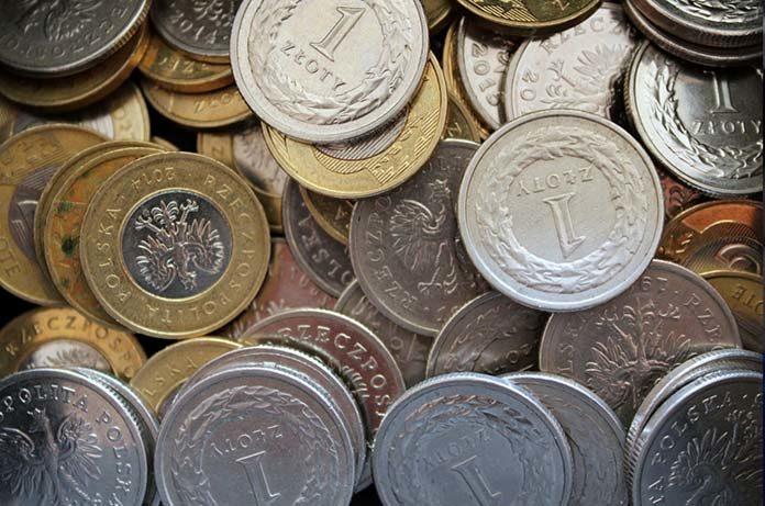 Kantory walut w Warszawie