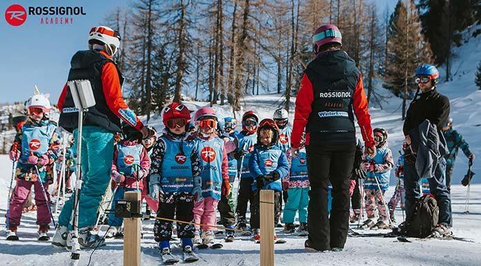 Wyjazd z dziećmi na narty