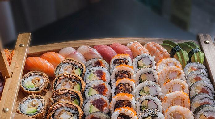 Pyszne sushi w Lublinie